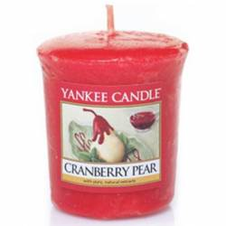 Yankee Candle Sampler Votivkerze Cranberry Pear
