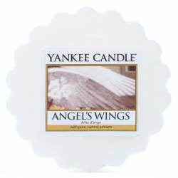 Yankee Candle Tart / Melt Angel Wings
