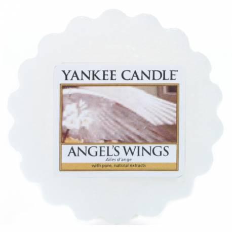 Yankee Candle Tart / Melt Angel Wings