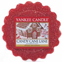 Yankee Candle Tart / Melt Candy Cane Lane