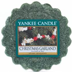 Yankee Candle Tart / Melt Christmas Garland