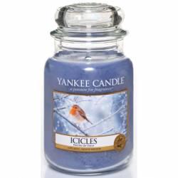 Yankee Candle Jar Glaskerze groß 623g Icicles