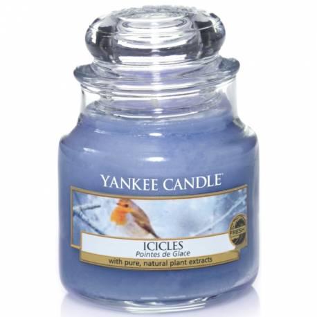 Yankee Candle Jar Glaskerze klein 104g Icicles