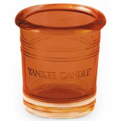 Yankee Candle Bucket Votivhalter Orange Splash