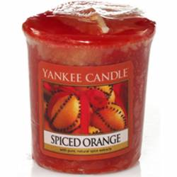 Yankee Candle Sampler Votivkerze Spiced Orange