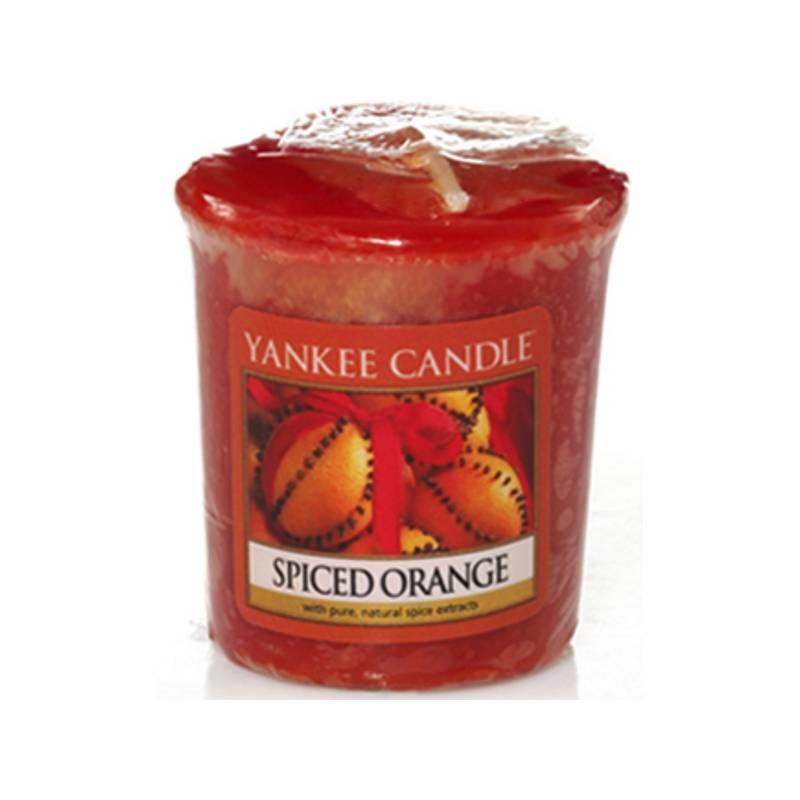 yankee candle sampler votivkerze spiced orange. Black Bedroom Furniture Sets. Home Design Ideas