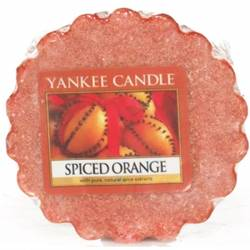 Yankee Candle Tart / Melt Spiced Orange