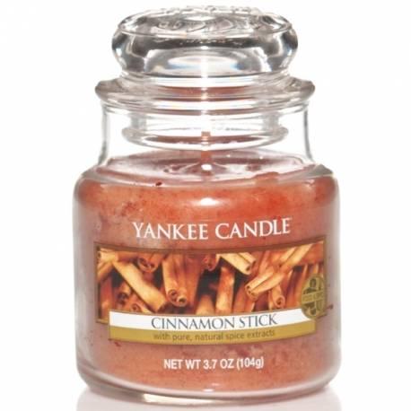 Yankee Candle Jar Glaskerze klein 104g Cinnamon Stick