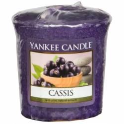 Yankee Candle Sampler Votivkerze Cassis