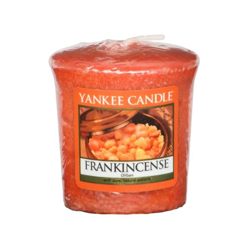 yankee candle sampler votivkerze frankincense. Black Bedroom Furniture Sets. Home Design Ideas