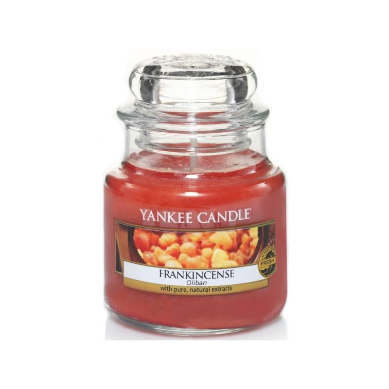 yankee candle housewarmer classic jar glaskerze klein 104g frankincense. Black Bedroom Furniture Sets. Home Design Ideas