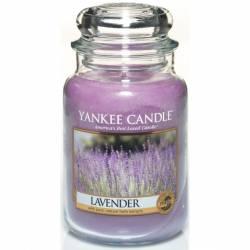 Yankee Candle Jar Glaskerze groß 623g Lavender