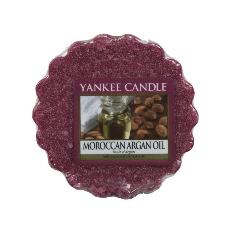 yankee candle tart melt moroccan argan oil. Black Bedroom Furniture Sets. Home Design Ideas