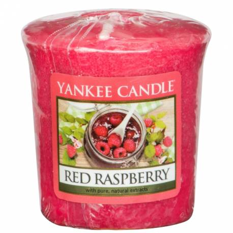 Yankee Candle Sampler Votivkerze Red Raspberry