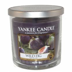 Yankee Candle 1 Docht Regular Tumbler Glaskerze klein 198g Wild Fig