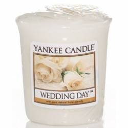 Yankee Candle Sampler Votivkerze Wedding Day