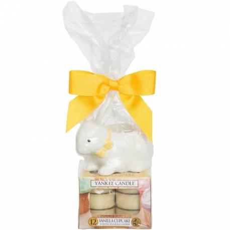 Yankee Candle Geschenk-Set Bunny / Hase Teelichthalter