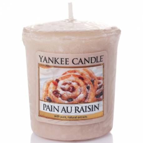 Yankee Candle Sampler Votivkerze Pain au Raisin