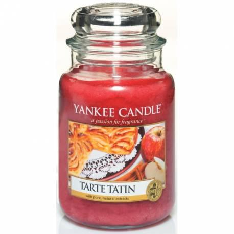 Yankee Candle Jar Glaskerze groß 623g Tarte Tatin