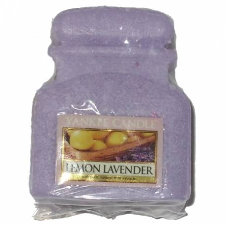 Yankee Candle Jar Wax Melt (Tart) Lemon Lavender