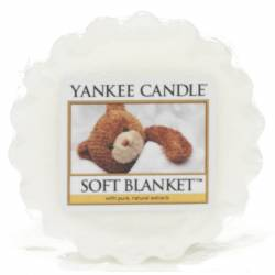 Yankee Candle Tart / Melt Soft Blanket