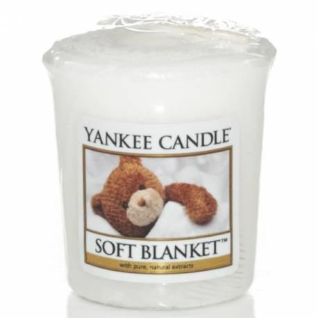 Yankee Candle Sampler Votivkerze Soft Blanket