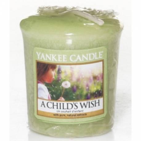 Yankee Candle Sampler Votivkerze A Childs Wish