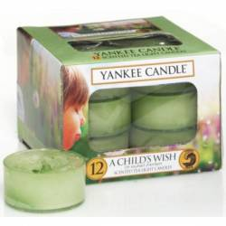 Yankee Candle Teelichter 12er Pack A Childs Wish