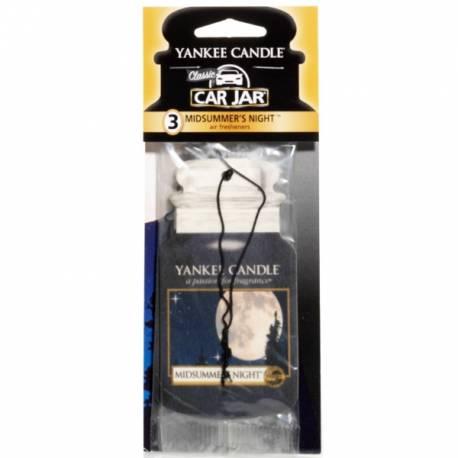 Yankee Candle Car Jar 3er Bonuspack Midsummers Night