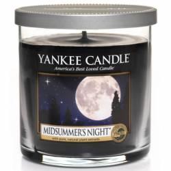 Yankee Candle 1 Docht Regular Tumbler Glaskerze klein 198g Midsummers Night