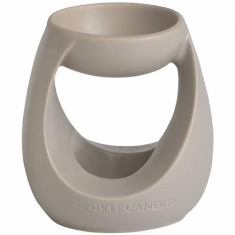 Yankee Candle Duftlampe Turning Stone grau