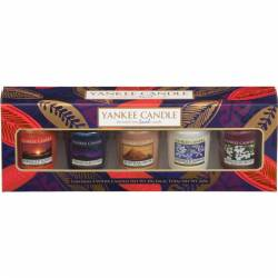 Yankee Candle Geschenk-Set Out of Africa Sampler / Votive 5er