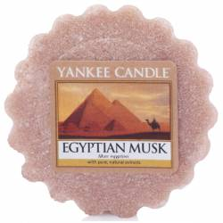 Yankee Candle Tart / Melt Egyptian Musk