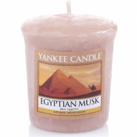 Yankee Candle Sampler Votivkerze Egyptian Musk