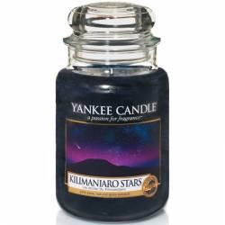 Yankee Candle Jar Glaskerze groß 623g Kilimanjaro Stars