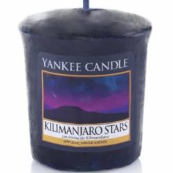 Yankee Candle Sampler Votivkerze Kilimanjaro Stars