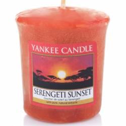 Yankee Candle Sampler Votivkerze Serengeti Sunset