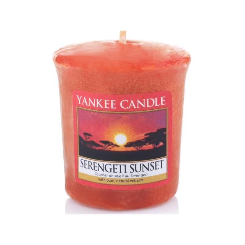 yankee candle sampler votivkerze serengeti sunset. Black Bedroom Furniture Sets. Home Design Ideas