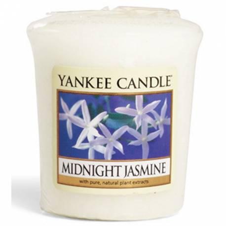 Yankee Candle Sampler Votivkerze Midnight Jasmine