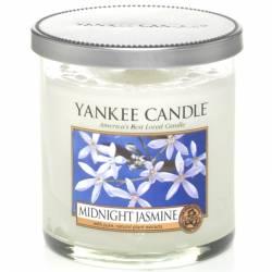 Yankee Candle 1 Docht Regular Tumbler Glaskerze klein 198g Midnight Jasmine
