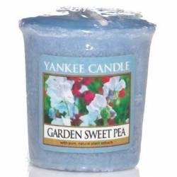 Yankee Candle Sampler Votivkerze Garden Sweet Pea
