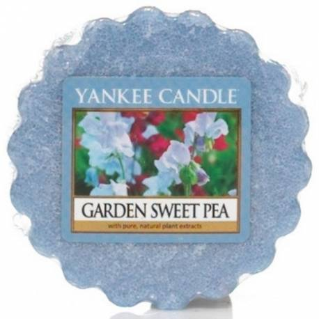 Yankee Candle Tart / Melt Garden Sweet Pea