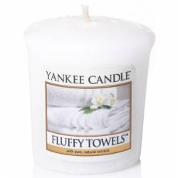Yankee Candle Sampler Votivkerze Fluffy Towels