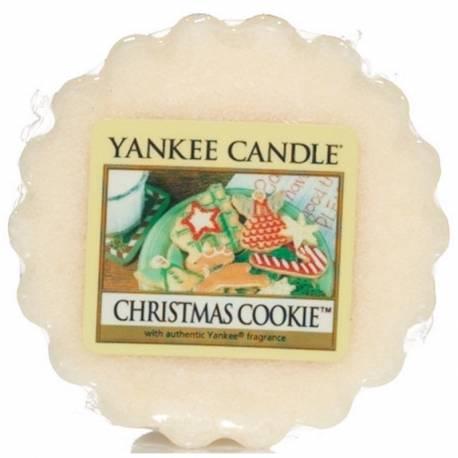 Yankee Candle Tart / Melt Christmas Cookie