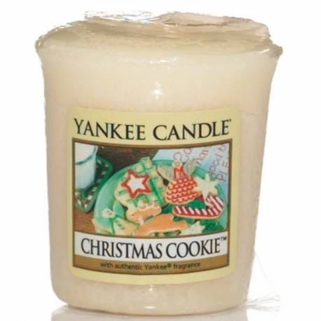 Yankee Candle Sampler Votivkerze Christmas Cookie