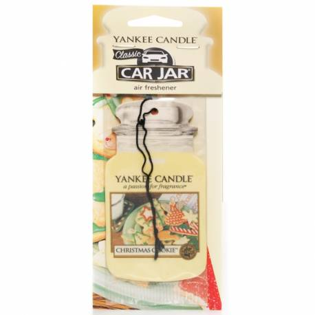 Yankee Candle Car Jar Christmas Cookie