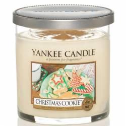 Yankee Candle 1 Docht Regular Tumbler Glaskerze klein 198g Christmas Cookie