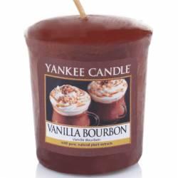 Yankee Candle Sampler Votivkerze Vanilla Bourbon