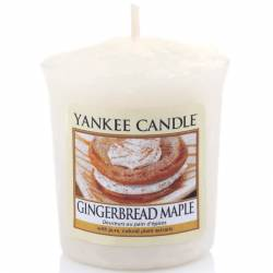 Yankee Candle Sampler Votivkerze Gingerbread Maple