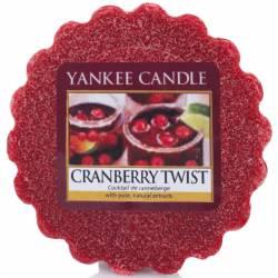 Yankee Candle Tart / Melt Cranberry Twist